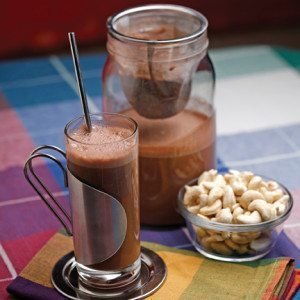 Chocolate Non-Dairy Cashew Milk