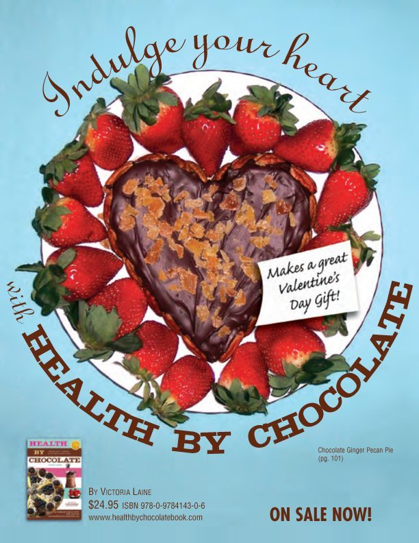 Health By Chocolate Valentine Gift