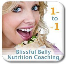 1-to1 Blissful Belly Nutritional Coaching