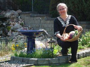 Victoria Laine's Whole Food Garden