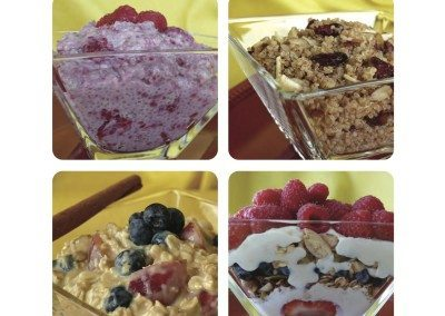 Quick & EasyRise 'n Shine Breakfasts