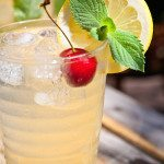 Refreshing Maple Lemonade