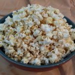 Chipotle Maple Popcorn