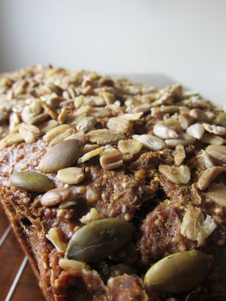 Delicious Gluten-free Vegan Rustic Bread