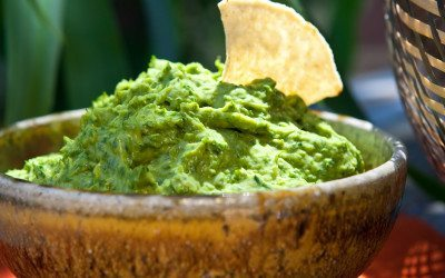 Super Green Guacamole