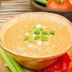 West African Sweet Potato Soup (Slow Cooker Option)