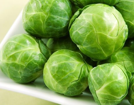 Health Bite: Brussel Sprouts