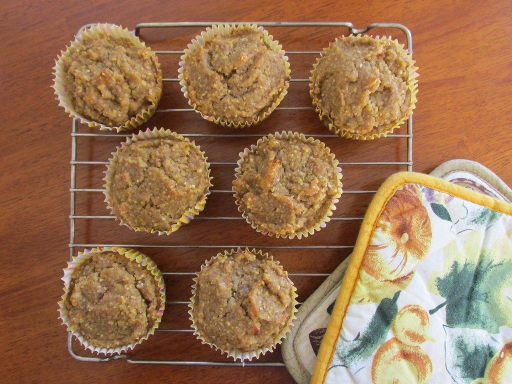 Sweet Corn Muffins {gluten-free + vegan} photo