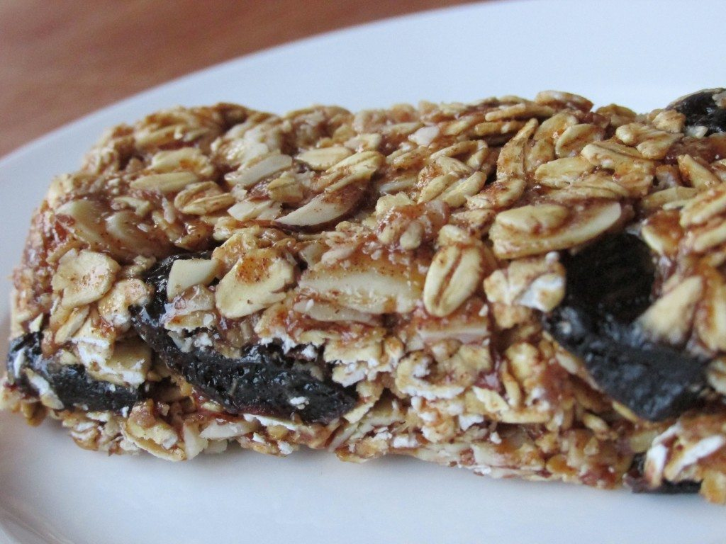 No-Bake Granola Bars {gluten-free + vegan} photo