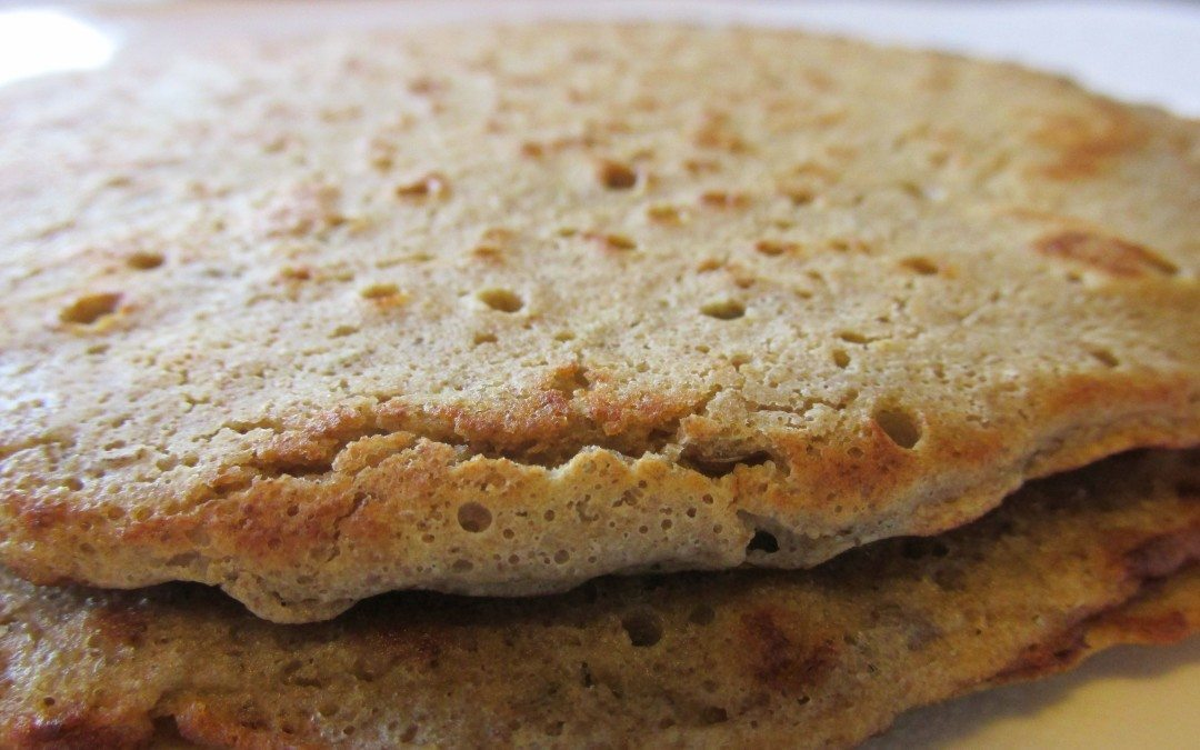 Fermented Lentil Flat Bread photo