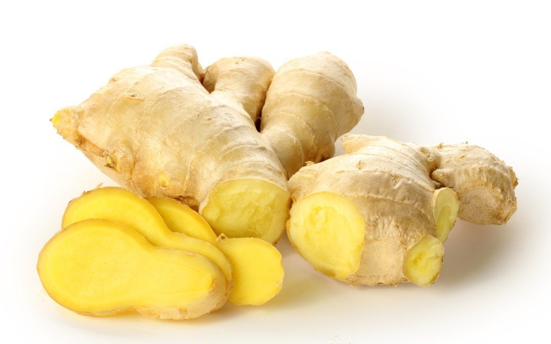 Fresh Ginger Root photo