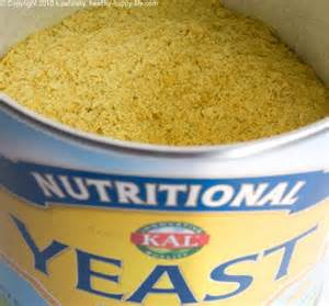 Nutritional Yeast image