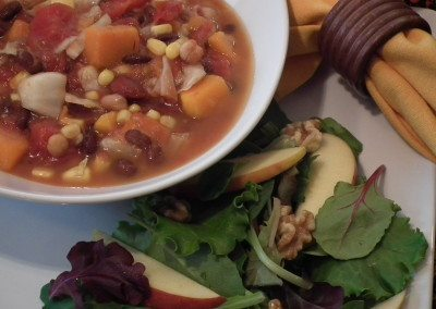 Mexican Minestrone Soup